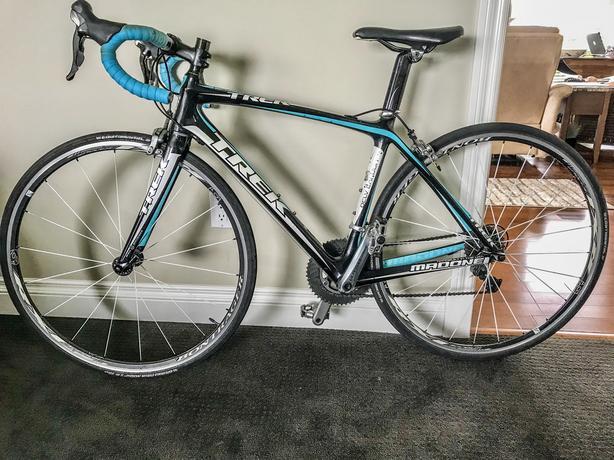 Trek Madone WSD 5.2 Bike
