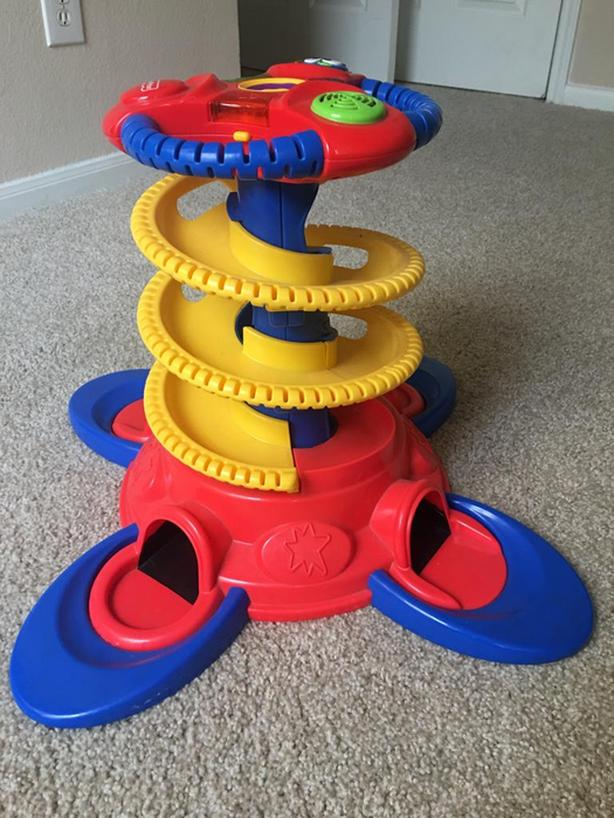 Fisherprice rolling ball