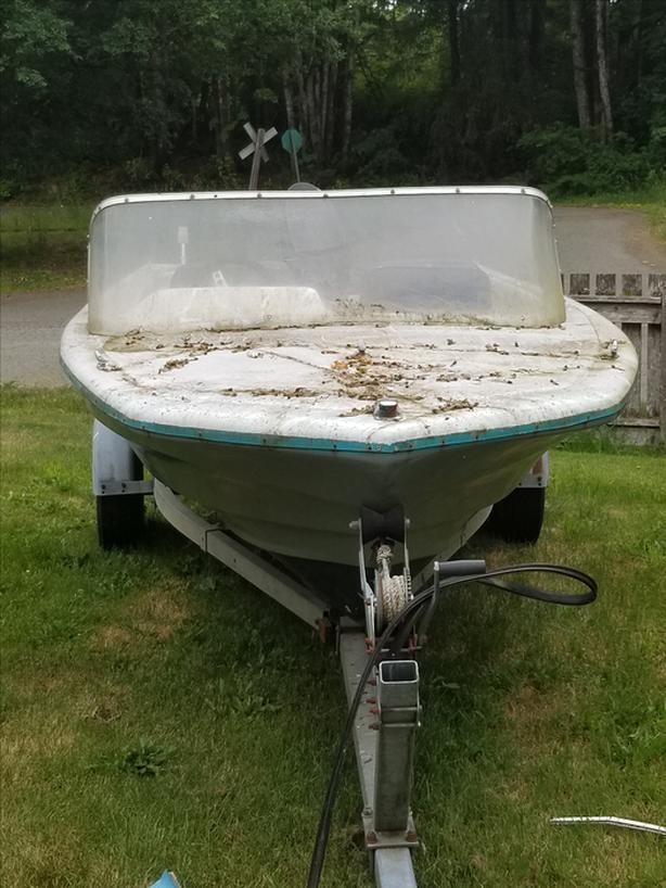 16 ft boat