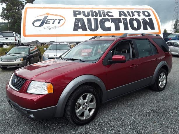 2006 Ford Freestyle 3.0L V6 Unit Selling at Auction!