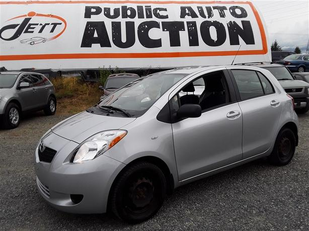 2006 Toyota Yaris Unreserved Unit - Selling to the Highest Bidder!