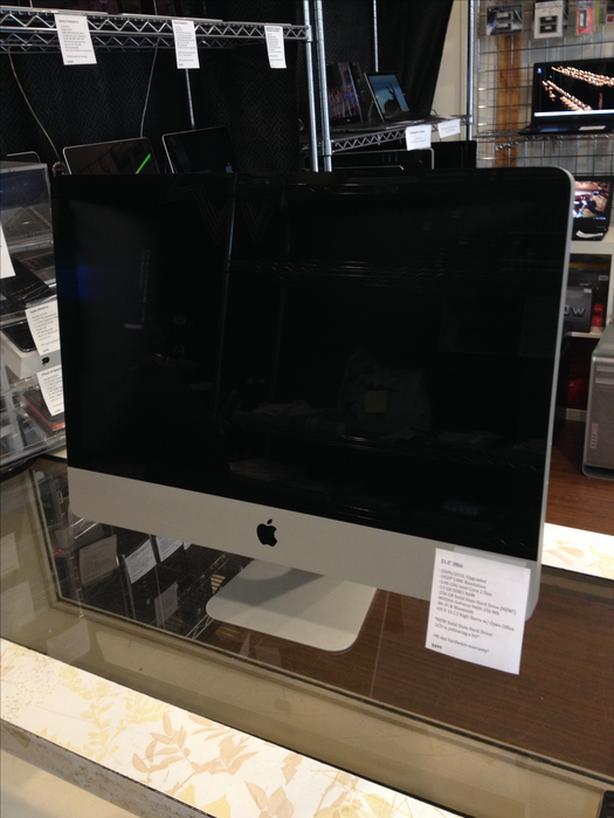 """21.5"""" iMac 3.06 GHz C2D 12GB RAM 256GB SSD w/ Warranty!"""