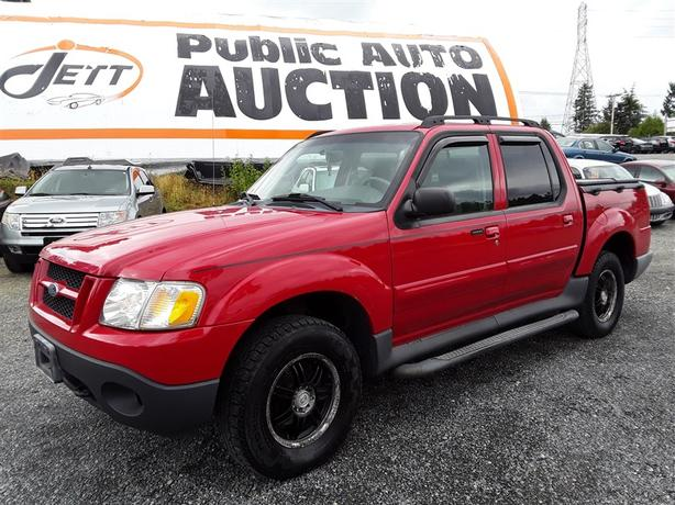 2005 Ford Explorer Sport Trac 4.0L V6 4x4 Unit Selling at Auction!