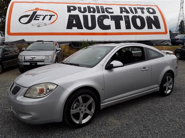 2008 Pontiac G5 2.4L 4 Cyl. Unit Selling at Auction!