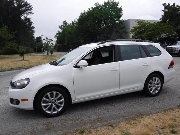 2013 Volkswagen Golf SportWagen 2.0L TDI Diesel