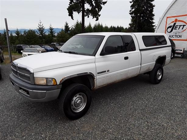 2001 Ram 2500 5.9L V8 4x4 Unit Selling at Auction!