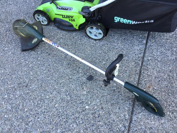 Electric Weedwhacker