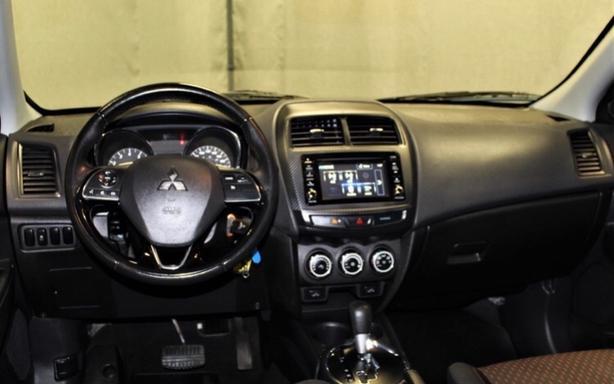 mitsubishi rvr 2017 2.0L CVT 4CYL 4WD