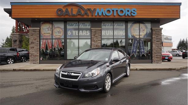 2013 Subaru Legacy 3.6R W/LIMITED- Navigation, AWD, Heated Front Seats