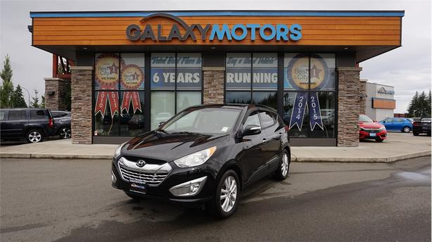2013 Hyundai Tucson LIMITED- AWD Bluetooth Heated Seats