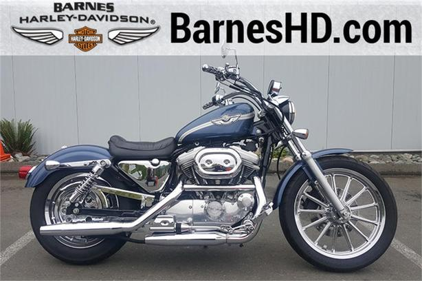 2003 Harley-Davidson® XL883C - Sportster Custom