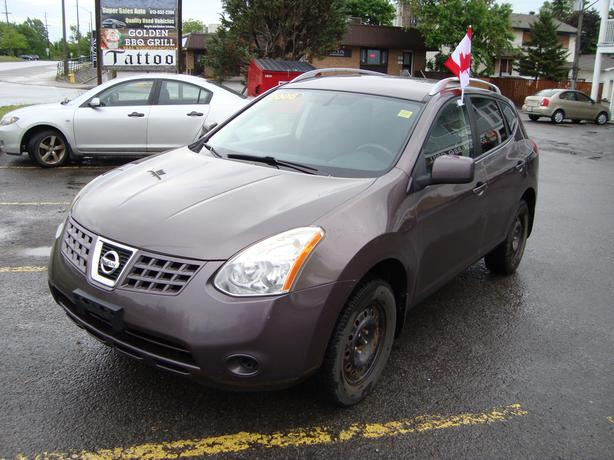 2008 Nissan Rogue S Clean Suv !