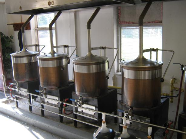 Complete brew on premise beer brewing system