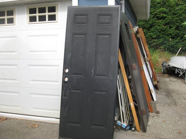  Log In needed $20 · Exterior steel door