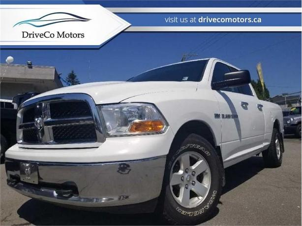 2012 Ram 1500 SLT - 100 TRUCKS - BAD CREDIT OK