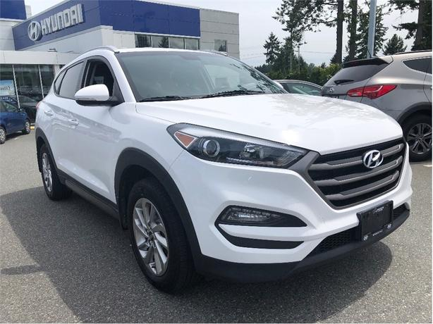 2016 Hyundai Tucson Premium - Bluetooth -  Power Windows - $133.20 B/W