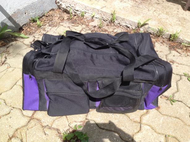 New Duffle Travel Bag