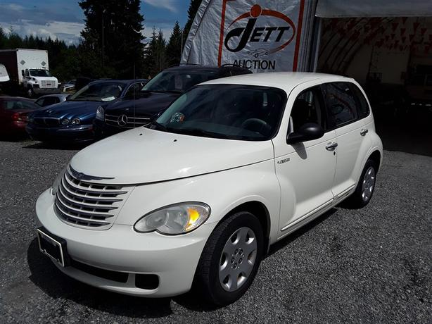 2006 Chrysler PT Cruiser 2.4L 4 Cyl. Unit with Low Km Selling at Auction!