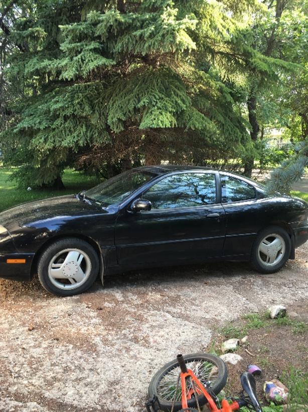 1998 Pontiac Sunfire Gt