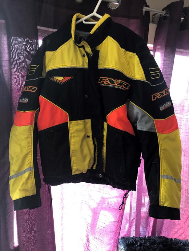 FXR racing coat