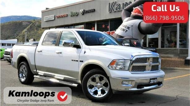 2010 Dodge Ram 1500 Laramie /4x4//Sunroof//TonneauCover/