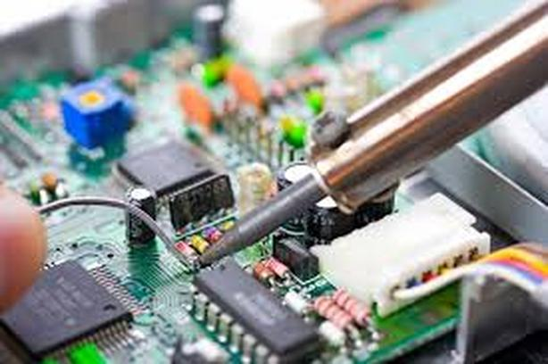 Component Level Consumer Electronics Board Repair Service