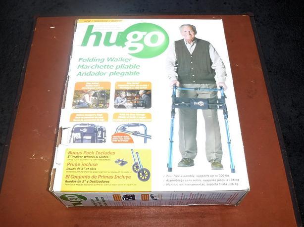 Hugo Folding Walker