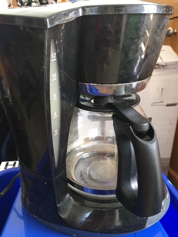 FREE: coffee maker
