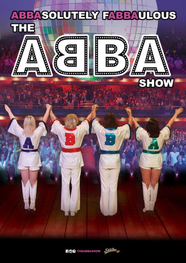2 Tickets to the ABBA show tonight at the Tidemark Theatre