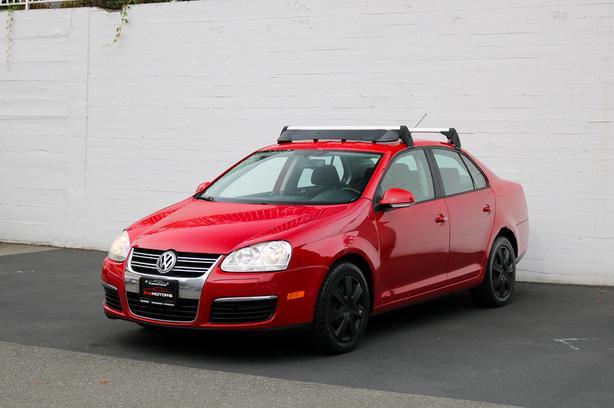 2008 Volkswagen Jetta Sedan Trendline