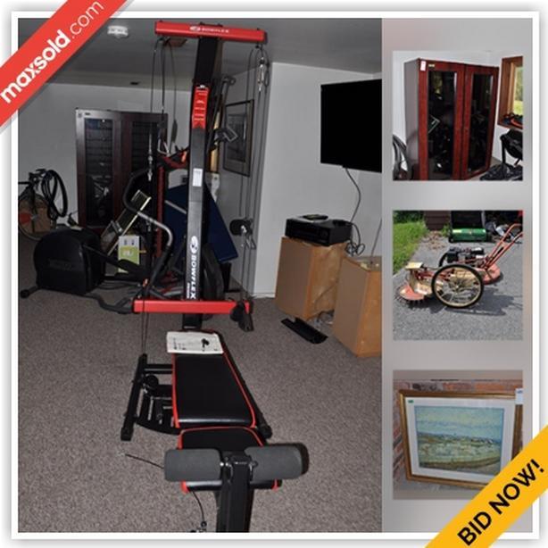 Hastings Downsizing Online Auction - Richardson Road