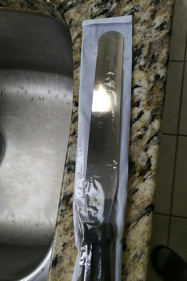 Professional Stainless Steel Cake Icing Spatula