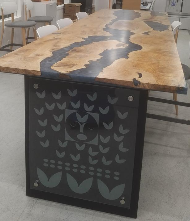 Stunning Functional Art Furniture For Your Business!  Locally Made