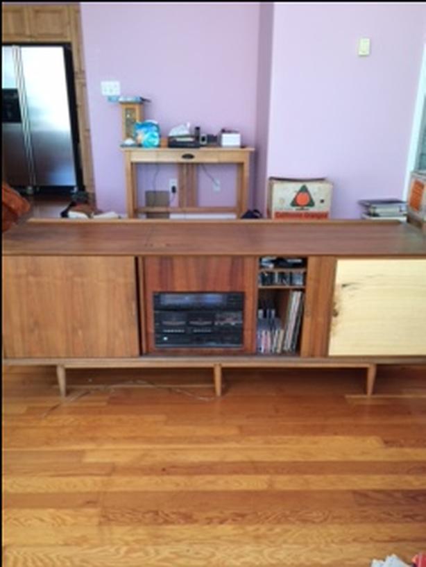 40's or 50's era Cabinet / Credenza