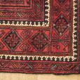 17012-Balutch Hand-Knotted/Handmade Persian Rug