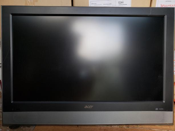 """Awesome 32"""" Acer flatscreen TV... GREAT PRICE!!"""