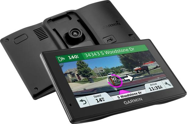 GARMIN DRIVEASSIST 51 LMT-S WITH BUILT-IN DASH CAM