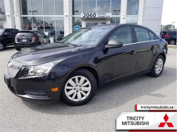 2011 Chevrolet Cruze LS  A/C-AUTOMATIC-LOW KMS