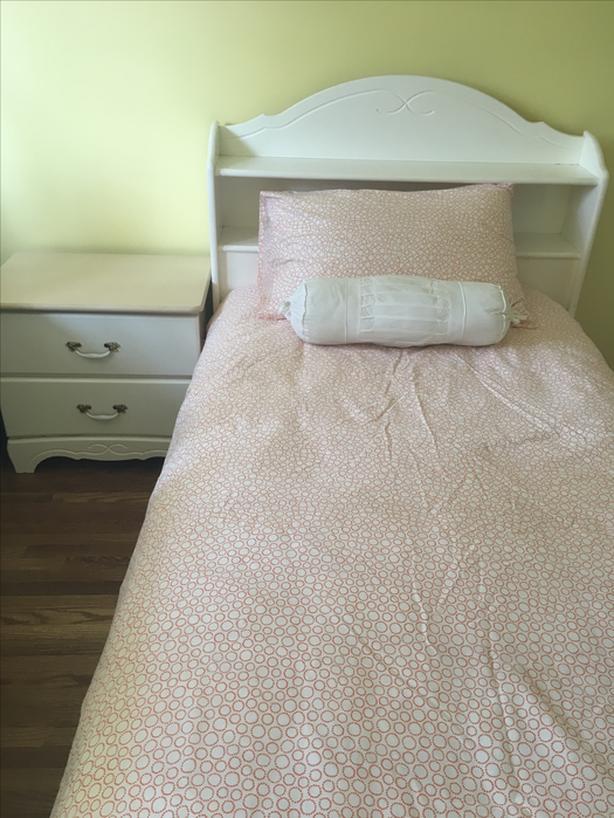 Single bedroom set (3 pieces)