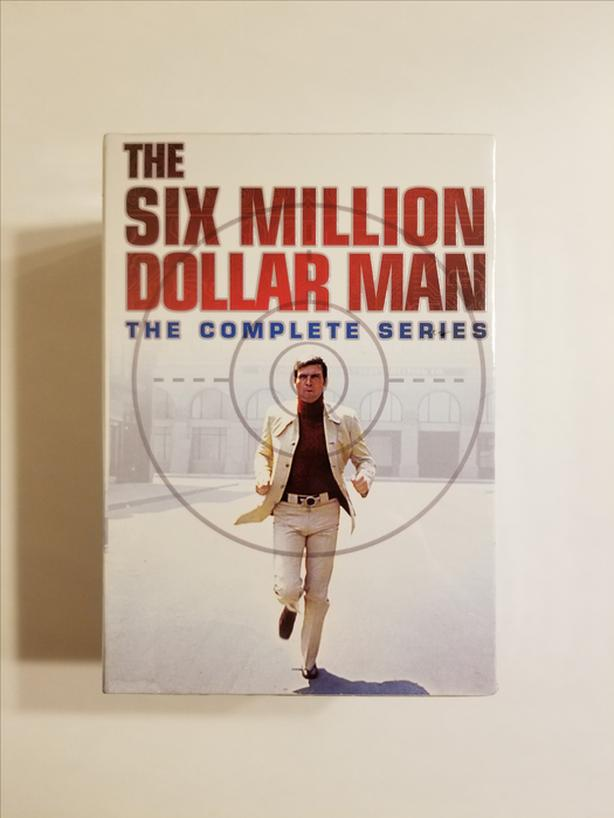 The Six Million Dollar Man: The Complete Series (Brand New)
