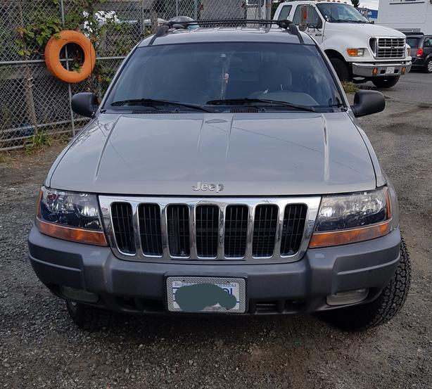 Jeep Grand Cherokee Loredo