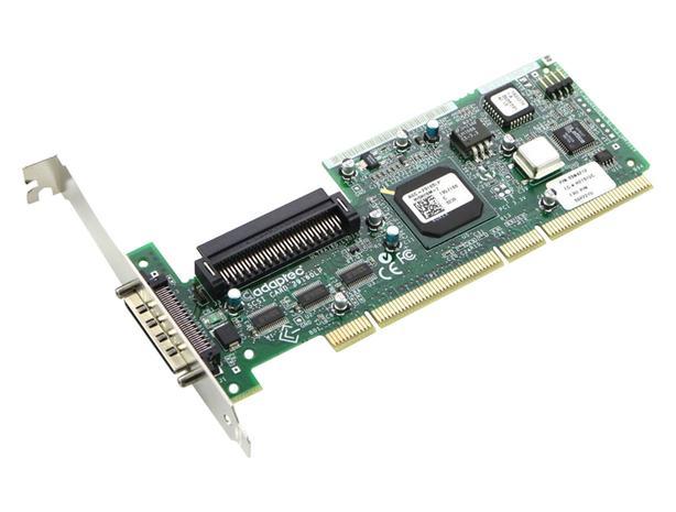 Adaptec AHA-29160LP PCI SCSI adapter card