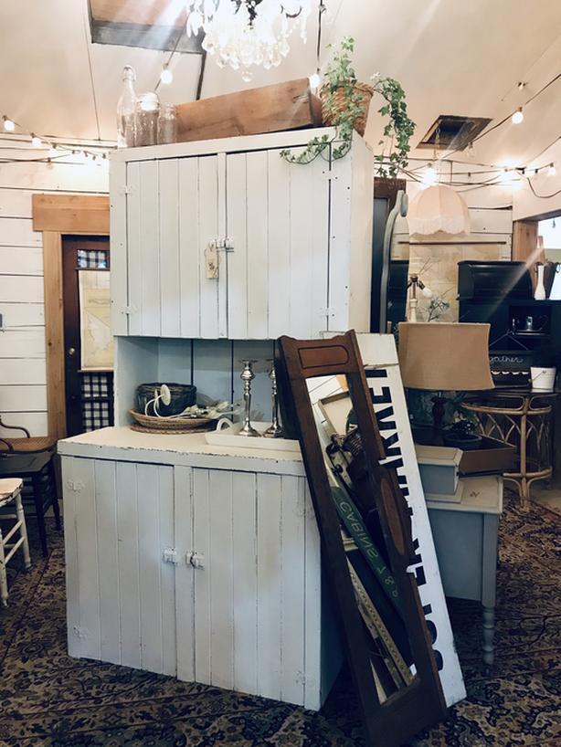 On sale ** Authentic Farmhouse Cabinet @ Union 22