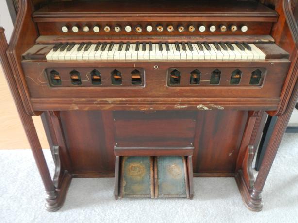 Organ,Pump, Estey Organ Company