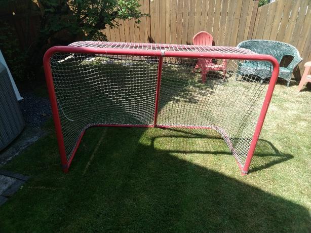 FREE: Hockey Net Saanich, Victoria