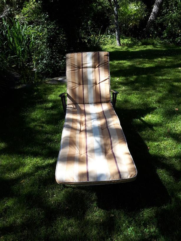 lawn sun cot