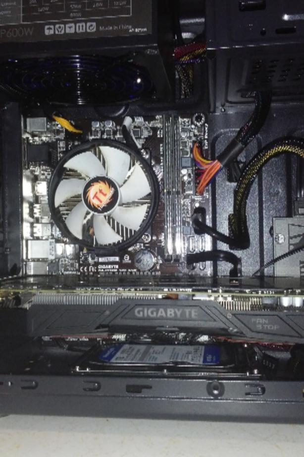 1440p gaming pc