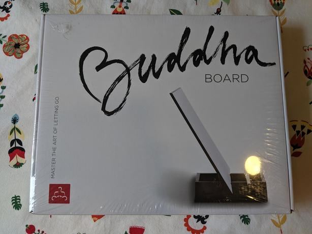 Buddha board (still sealed)
