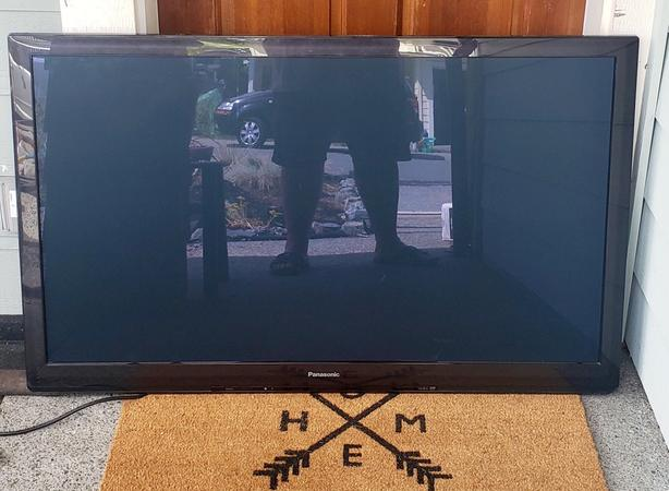 "50"" Panasonic LCD TV"