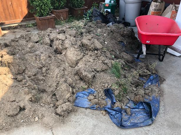 FREE: good quality dirt